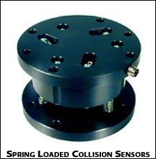 Spring Loaded Collision Sensor