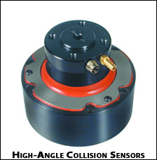 High-Angle Collision Sensor