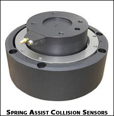 Spring Assist Collision Sensor